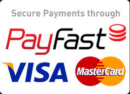 Secure Payment Payfast visa mastercard images